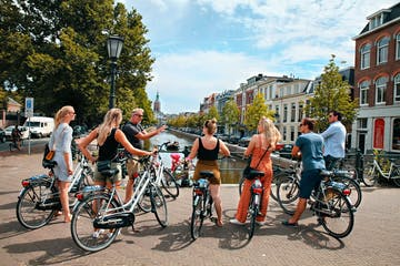 the hague highlight biketour