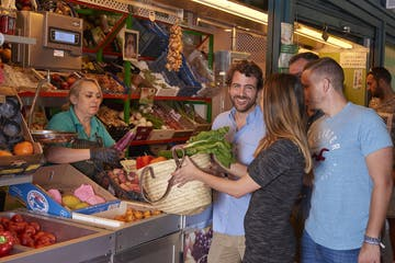 Spanish Cooking Class and Market Tour Image 1