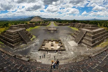 Teotihuacan on your Own