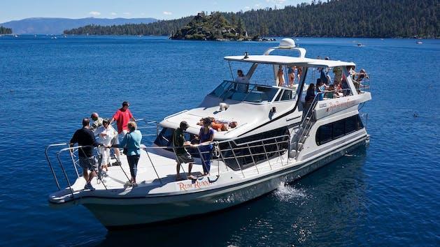 Rum Runner Cruise in Lake Tahoe