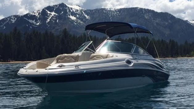 27' Sea Ray Boat Rental in Lake Tahoe