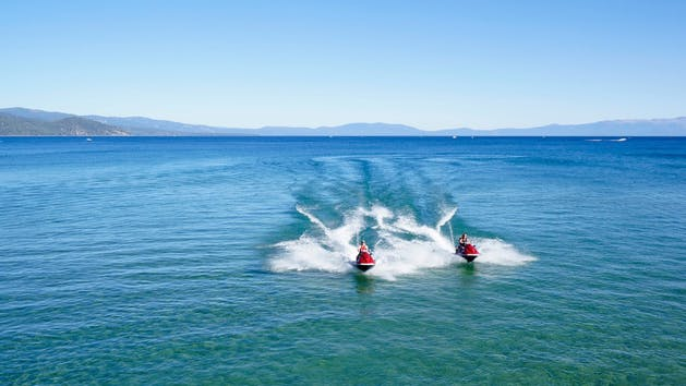 Yamaha Waverunner Rental in Lake Tahoe