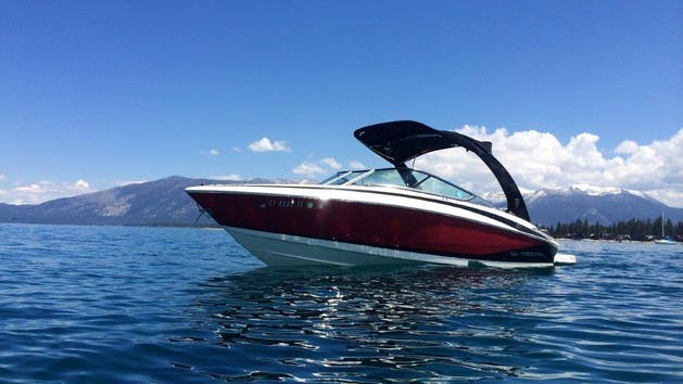 24' Regal Boat Rental | Action Watersports