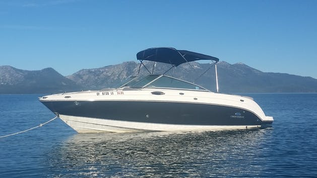 26' Chaparral Boat Rental | Action Watersports