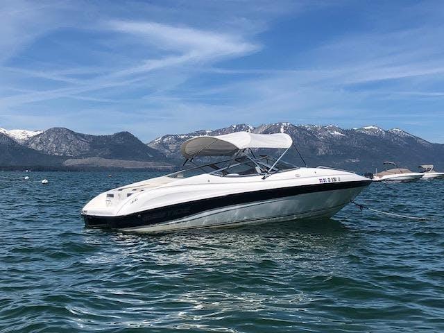 19' Ebb Tide Rental | Action Watersports