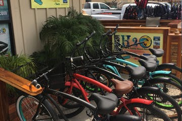 bike rentals in San Diego