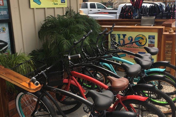 bike rentals in San Diego