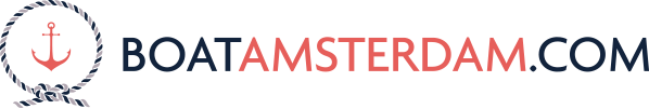 Boat Amsterdam logo with link