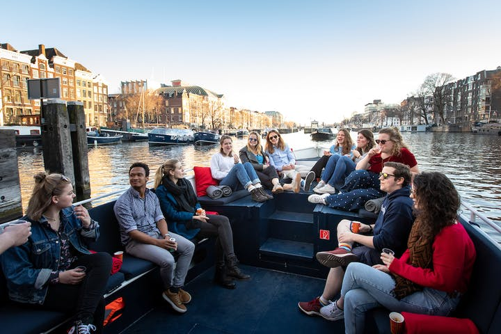 Extra Cruise   Boat Amsterdam