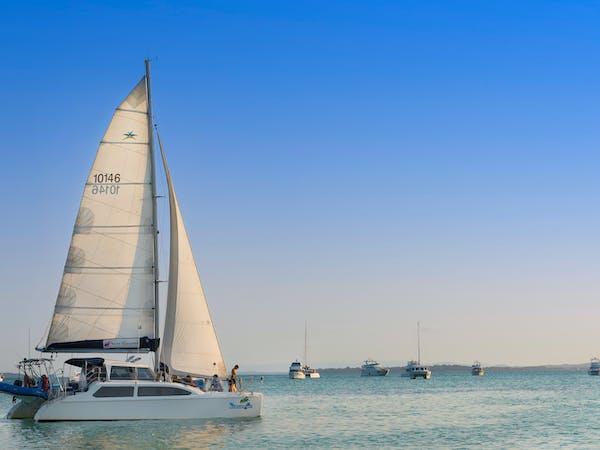 Moreton Bay Boat Cruises Brisbane Boat Cruise Aria Cruises