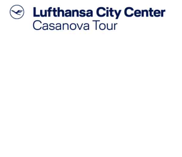 Casanova Tours Lufthansa City Center