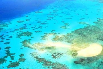 30 Minute Scenic Flight reef