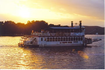 mississippi river cruises