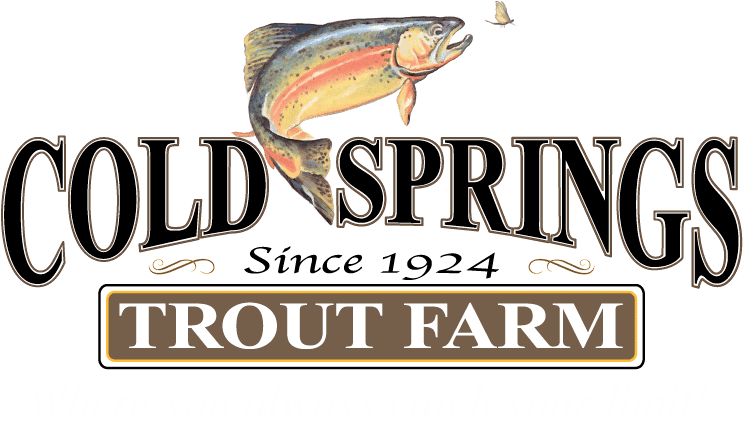 Cold Springs Trout Farm Logo 3