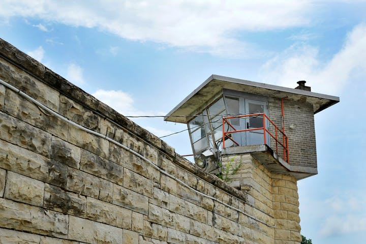 jefferson city penitentiary history tour