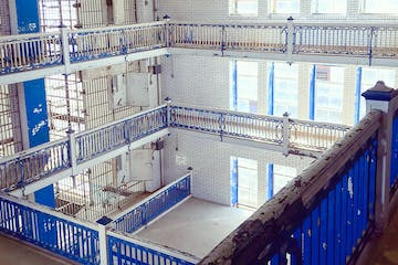 jefferson city penitentiary photography tour