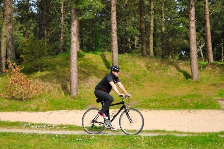 Adult cycling in Wexford