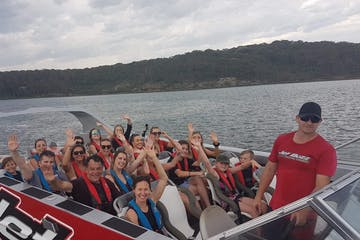 Jet Boat Private Charter