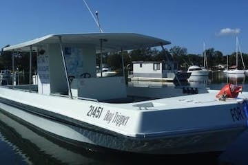 4 Hour Day Tripper Boat Hire