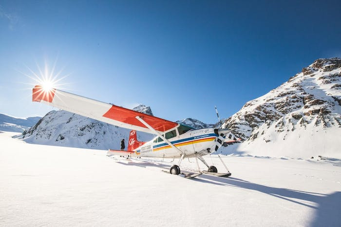 Mount Cook Ski Planes & Helicopters | New Zealand Glacier Tours