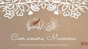 Banner racconto di Natale di Nexo Chocolate