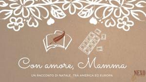 Storia di Natale da Nexo Chocolate - barretta di cioccolato