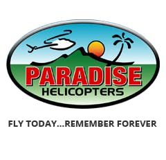 Paradise Helicopters logo