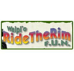 Waipi'O Ride the Rim logo