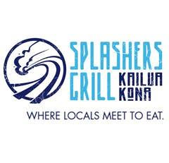 Splashers Grill Kailua Kona logo