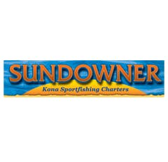 Sundowner fishing charters logo