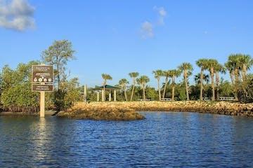 Fullerton Island Jupiter Florida