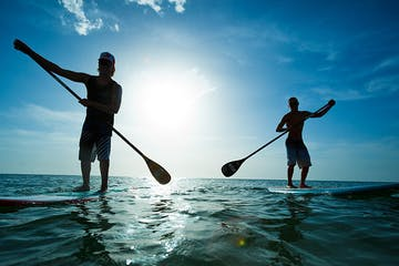 Private Paddleboard Lessons Image 1