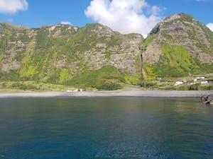 Fajã Grande - Ilha das Flores