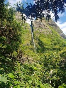 Poço do Bacalhau - ilha das Flores