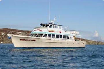Alaska Coastal Marine boat