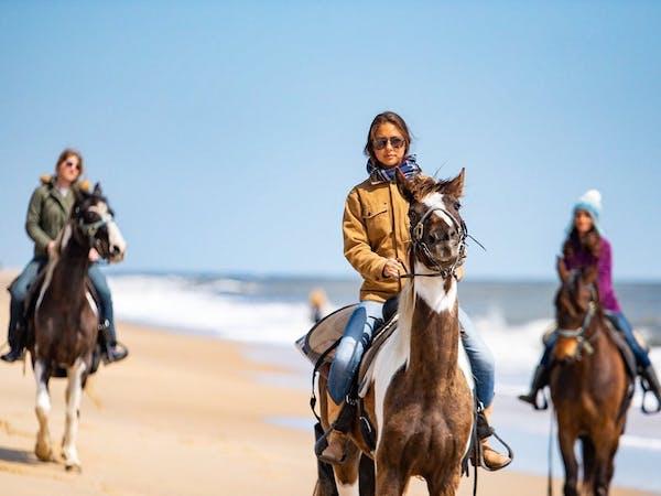 Horseback Riding Virginia Beach
