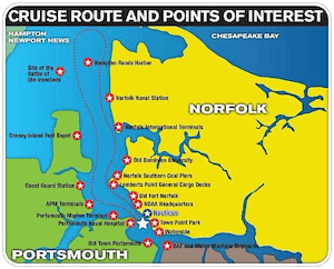 cruise route image