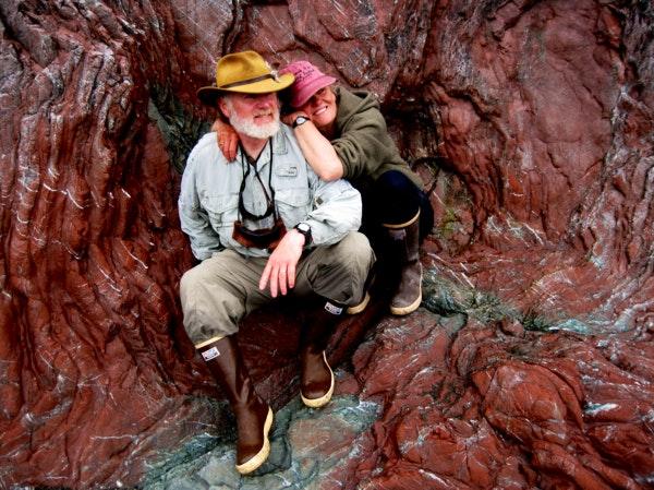 Rick and Dorla Harness of A Seaside Adventure