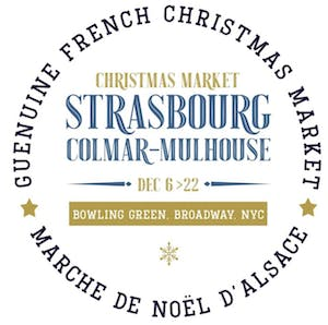 Strasbourg Holiday Market NYC