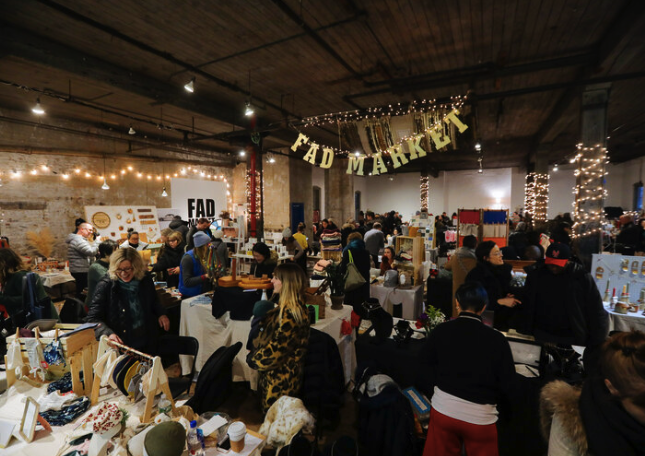 FAD Holiday Market NYC