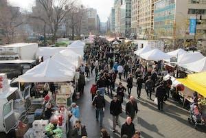 Union Square NYC Greenmarket