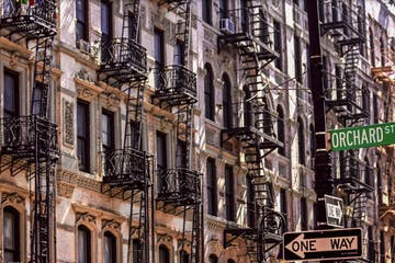 Lower East Side Tenements