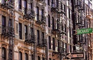 Lower East Side Tenements