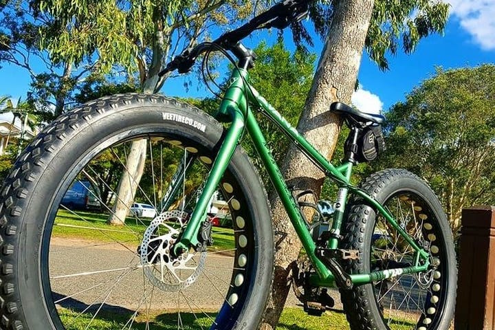 Bike hire in noosa