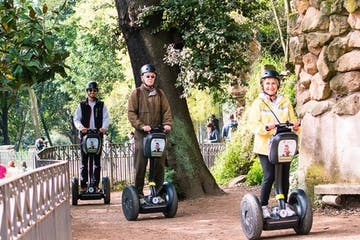 Segway tour in Roma