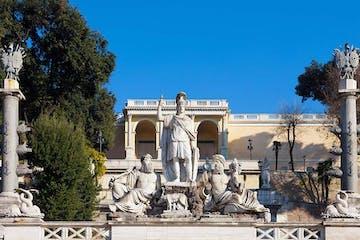 Villa Borghese Tour In Segway Loving Rome