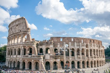 Colosseo Rome exteriori