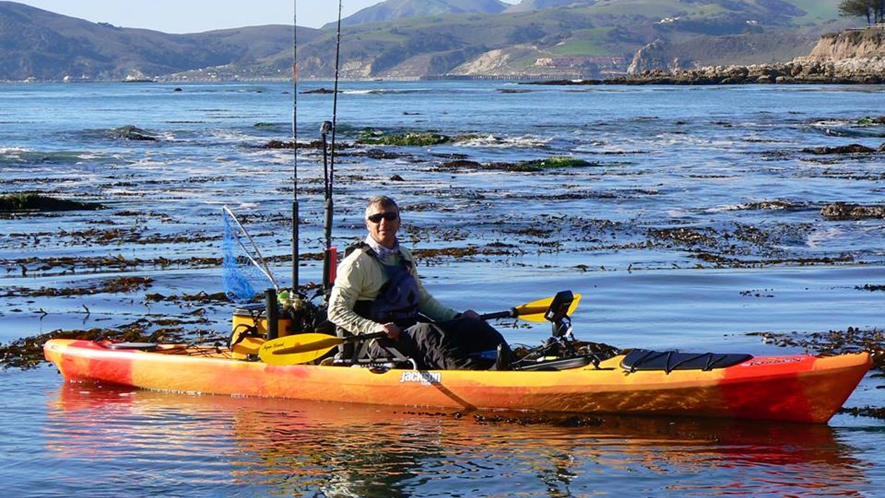 Fishing kayak rentals central coast kayaks for Rent fishing gear