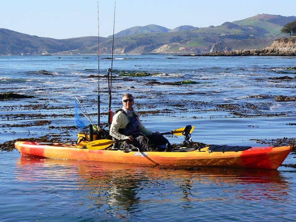 fishing kayak rentals central coast kayaks