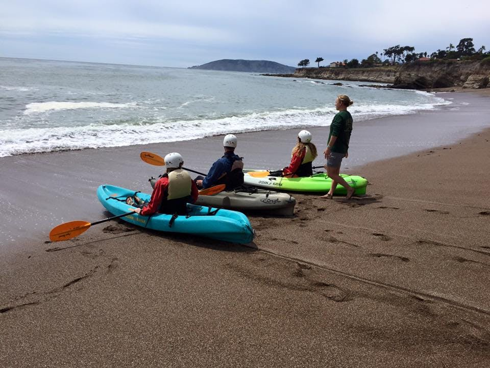 Solo And Tandem Kayak Or Sup Rentals Central Coast Kayaks
